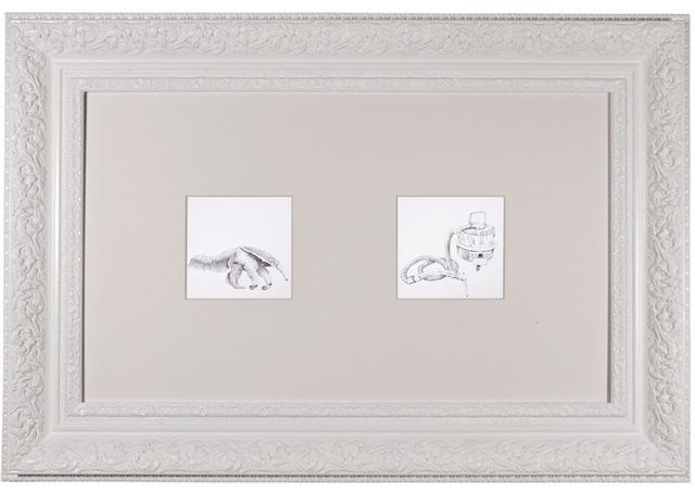 , 'Par/Adox 16 (Ant Eater / Vacuum Cleaner),' 2015, Beatriz Esguerra Art