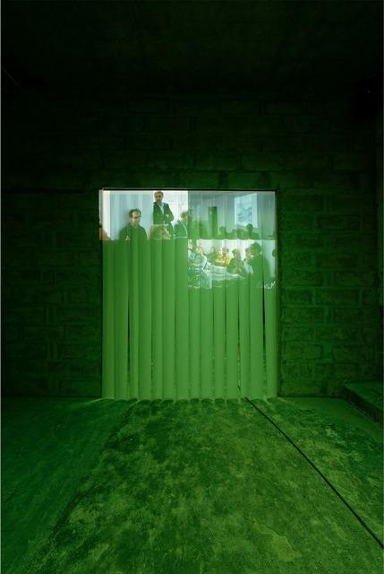 , 'Projection des Prolégomènes,' , Fondation d'Entreprise Galeries Lafayette