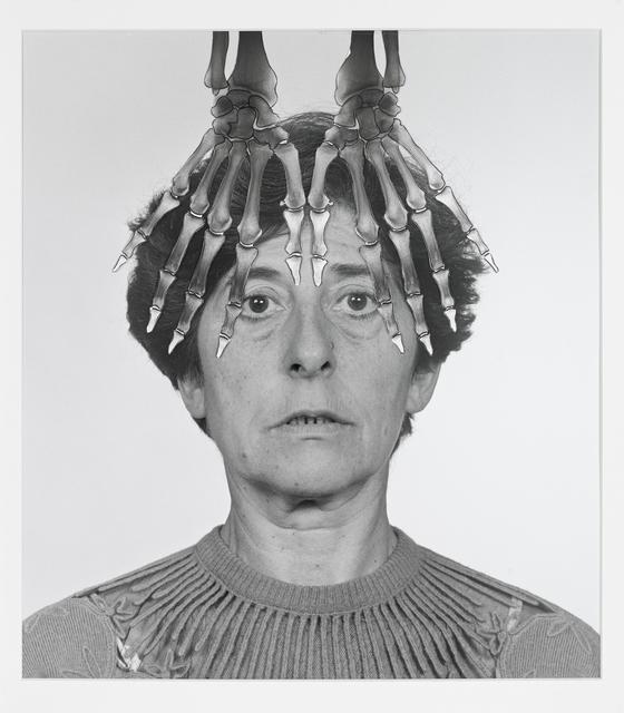 , 'L'Artiste et la mort,' 1996, espaivisor - Galería Visor