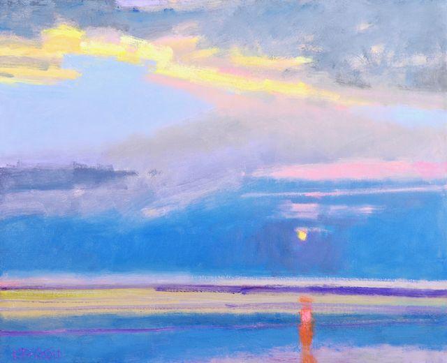 Rodger Bechtold, 'Soft Sunset', ca. 2018, Thomas Deans Fine Art