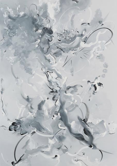 , 'Figure 1u,' 2015, Buchmann Galerie