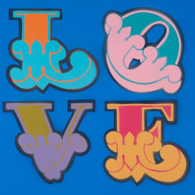 , 'Love Circus Font,' , Weinstein Gallery