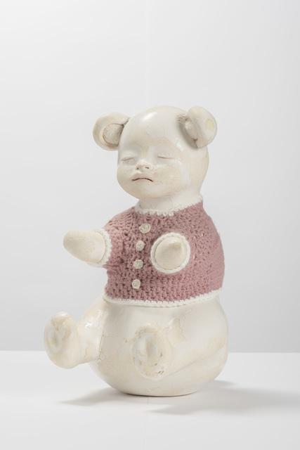 , 'White Bear,' 2015, Yiri Arts