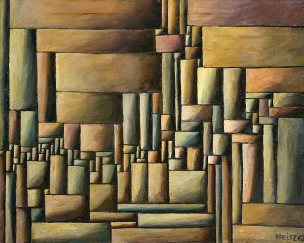 , 'Constructivo,' 1962, Galería de las Misiones