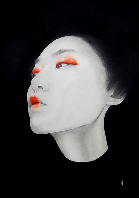 , 'Darkness 3: China,' 2018, Retrospect Galleries