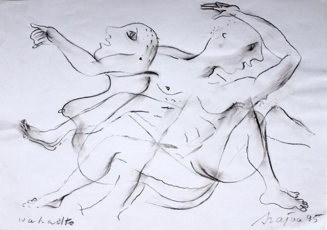 , 'No title ,' 1995, Gallery Katarzyna Napiorkowska | Warsaw & Brussels