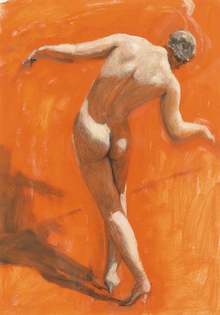 , 'Dancer with Bonnet,' ca. 1925, Galerie Bei Der Albertina Zetter