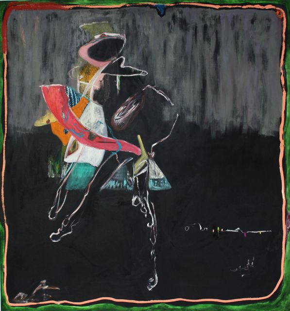 , 'Belacqua,' 2016, Jane Lombard Gallery