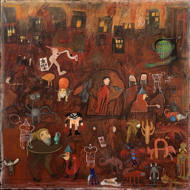 , 'Sin Título,' 2018, MAIA Contemporary