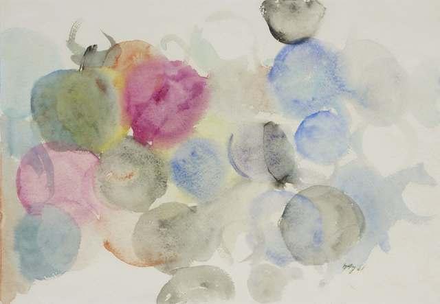, 'Untitled,' 1961, Aurel Scheibler
