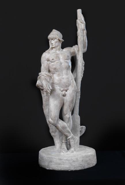 , 'The Oarsman,' 1929, Antonacci Lapiccirella Fine Art