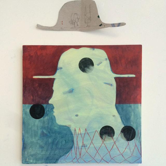 , 'RIDING FORWARD, LOOKING BACK (THE BANDIT II),' 2016, F2 Galería