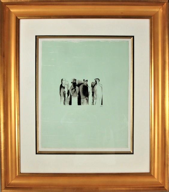 "Henry Moore, '""Three Standing Figures,""', 1976, Joseph Grossman Fine Art Gallery"