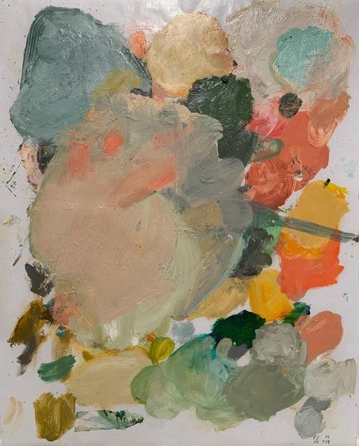 Terrell James, 'FS 739', 2019, Painting, Oil on vellum, Barry Whistler Gallery