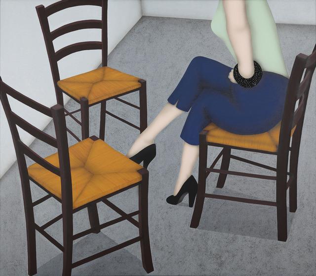, 'Trio 2,' 2012, Ekavart Gallery