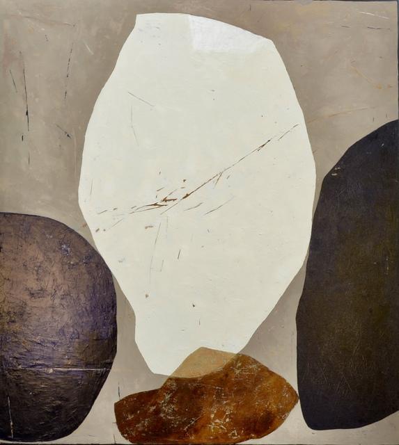 , 'Iris Blue,' 2018, Rebecca Hossack Art Gallery
