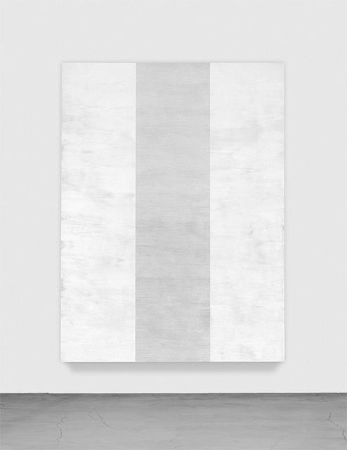 , 'Untitled (White Inner Band, Beveled),' 2011, Lehmann Maupin
