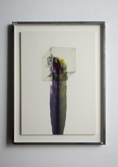 , 'ghost-running_01-2,' 2019, Anne Mosseri-Marlio Galerie
