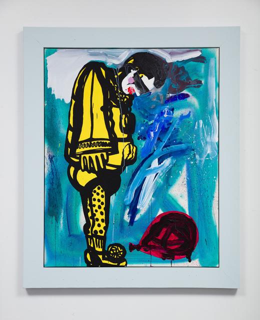 , 'Breathing,' 2017, Meliksetian   Briggs