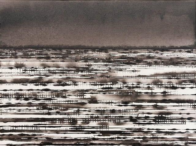 , 'Desert Field I,' 2018, Art Atrium