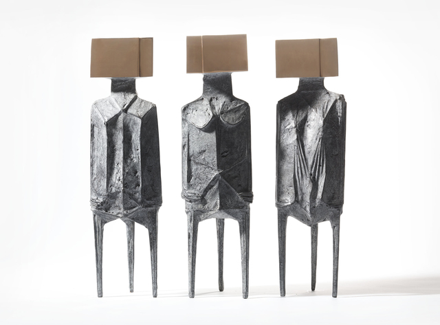 , 'Three Standing Figures ,' 1989, Blain | Southern
