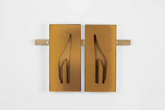 , 'Denti,' 2018, The Address Gallery