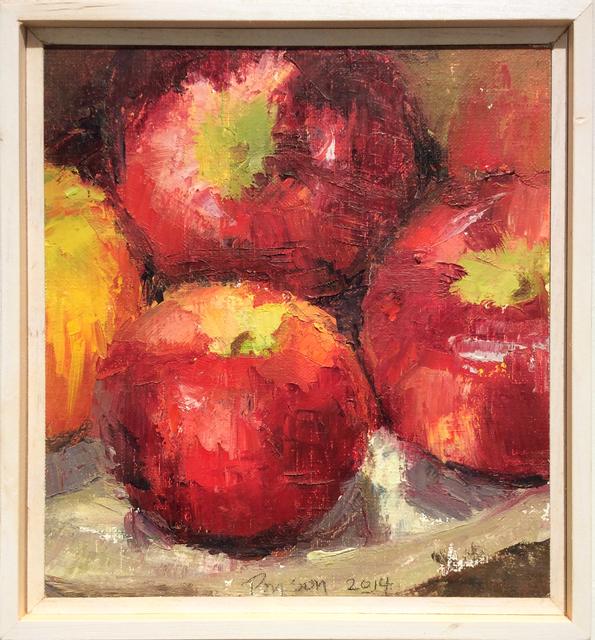 , 'Apples,' 2014, Carrie Haddad Gallery