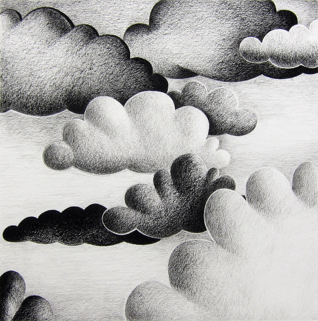 , 'Head in the clouds,' 2017, Albert Merola Gallery