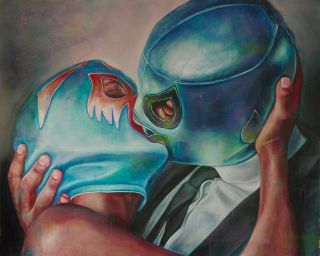 , 'NEVER KISS II ,' 2015, Art Design Gallery