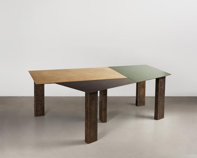 ", '""Polymorphic Table"",' 2017, Galerie Dutko"