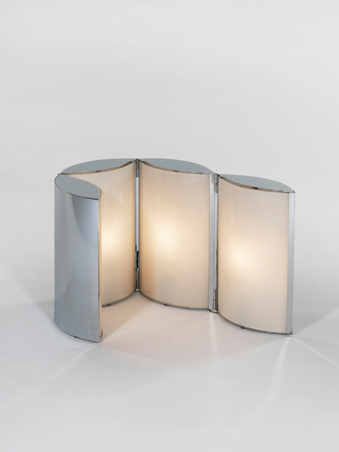 , 'Éventail Lamp,' 1972, Demisch Danant