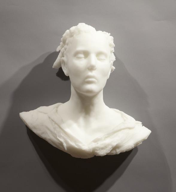 , 'Untited Bust (cowl neck),' 2013, Nancy Hoffman Gallery