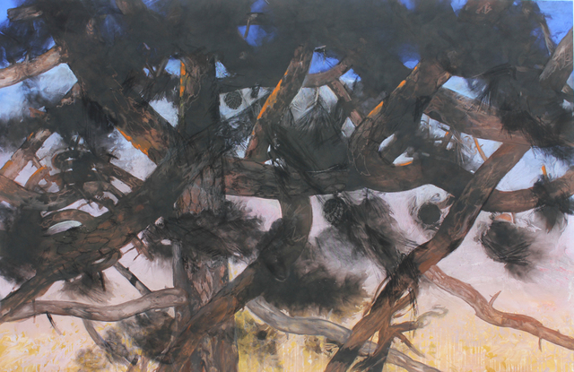, 'The Murmur of Pines #5,' 2014, ArtCN