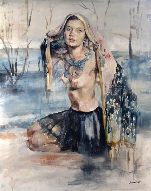 , 'Brumes,' 2016, Abend Gallery