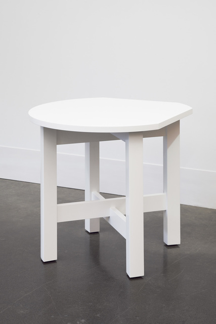 , 'A Small Table for a Corner,' , Lora Reynolds Gallery