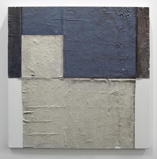 , 'Arquitectura desdoblada (tres esquinas),' 2017, Steve Turner