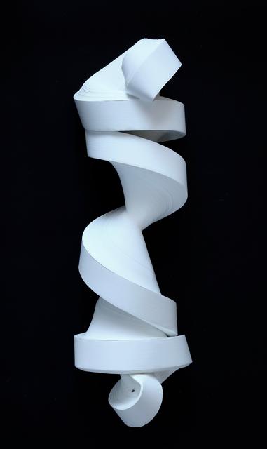 , 'JK782 white,' 2018, Muriel Guépin Gallery