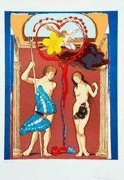 Le Judgement, from Triumphe de l'amour