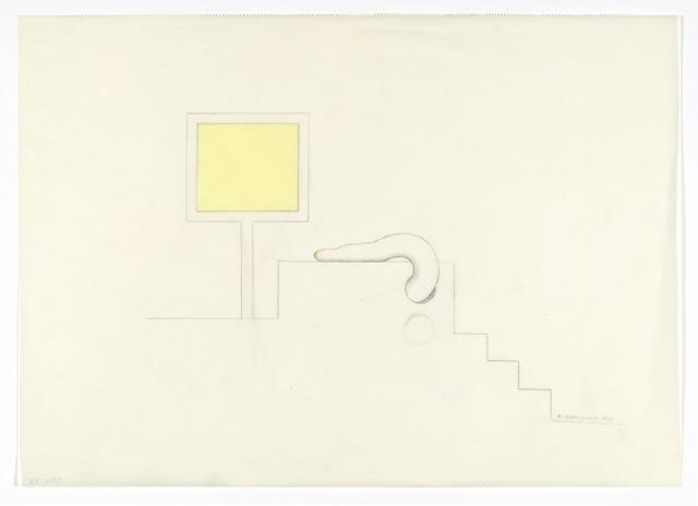 , 'Flucht VI [Escape VI],' 1973, Richard Saltoun