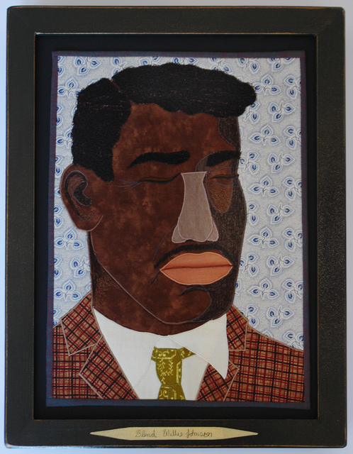 , 'Blind Willie Johnson,' 2017, Antieau Gallery