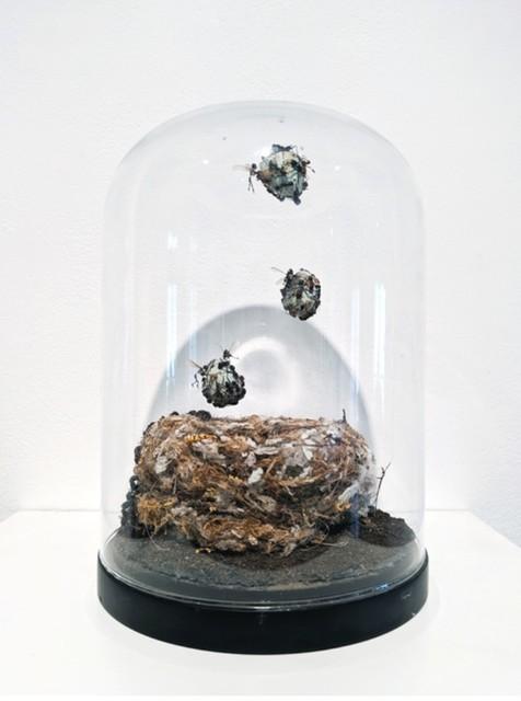 , 'The Raid,' 2019, bo.lee gallery
