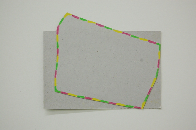 , 'Highlighter1, Highlighter2,' 2014, Robert Kananaj Gallery