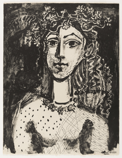 Pablo Picasso, 'Young Girl Inspired by Cranach', 1949, Christopher-Clark Fine Art