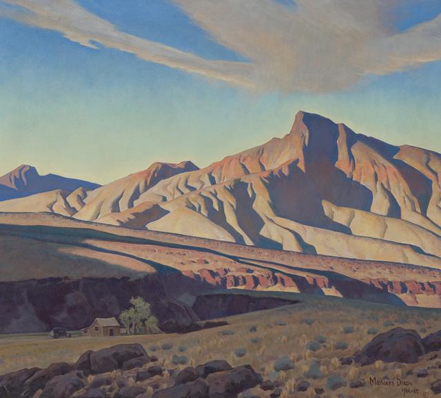 , 'Home of the Desert Rat,' 1944-1945, Phoenix Art Museum