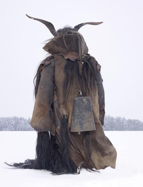 , 'Krampus, serie Wilder Mann,' 2010-2011, Yam Gallery