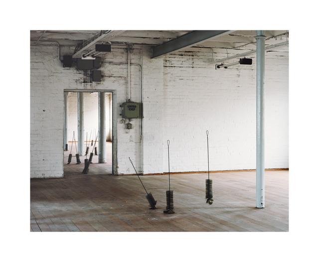 , 'Running out 7,' 2016, Galerie Kleindienst