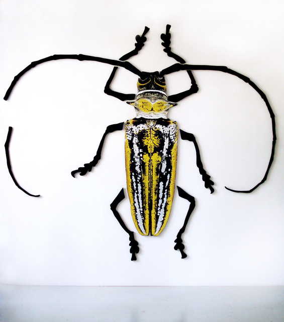 , 'YELLOW BEETLE,' 2009, 401contemporary