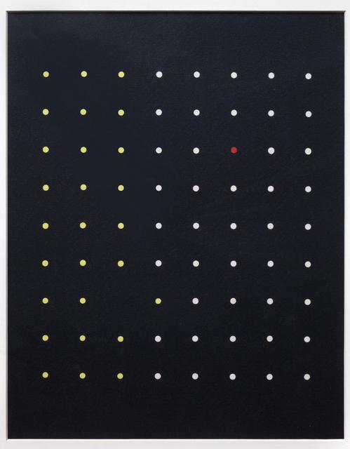 João José Costa Da Silva, 'Sin Título (Negra)', 1953, Museo de Arte Contemporáneo de Buenos Aires