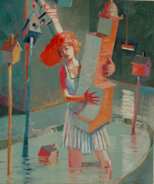 , 'Domiciles ,' , Tinney Contemporary