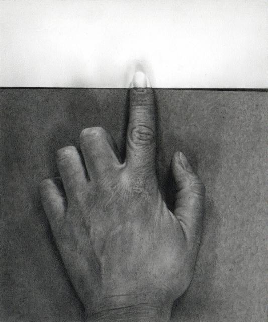 ", 'Postcards to C: Liliana Porter's ""White, 1973"",' 2016, Josée Bienvenu"